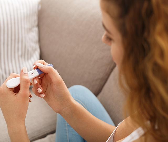 Como me puedo hacer una prueba de embarazo de sangre